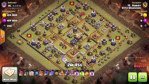 TH11 vs TH11 Queen Walk Bowlers + Valkyries 3 Star