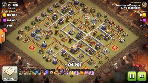 TH11 vs TH11 BoLaLoon (Bowlers LaLoon) 3 Star
