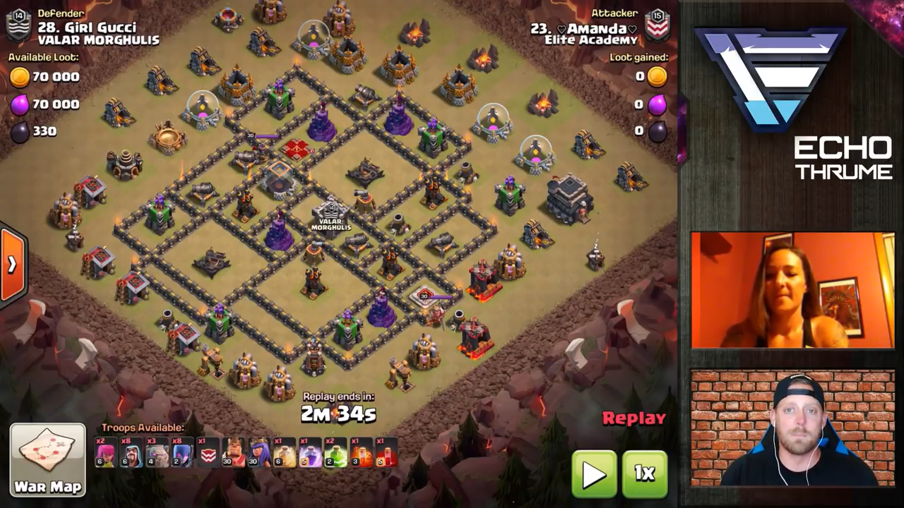 Clash of Clans Attack Videos