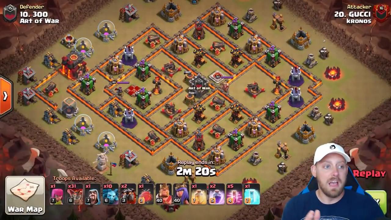 Clash of Clans Attack Videos